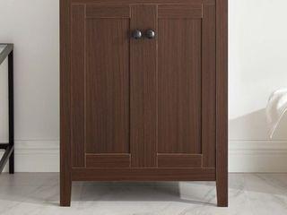 Nantucket 24  Bathroom Vanity Cabinet only  Sink Basin Not Included  Retail 188 99