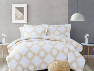 Brooklyn loom Merill Comforter Set  Retail 79 98