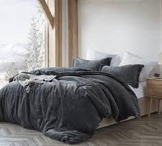 Coma Inducer Oversized Stone Taupe Comforter  Retail 207 49 queen