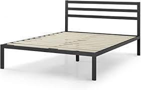 madison park zinus king bed frame only metal king