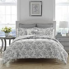 laura ashley 5 pc twin complete bed set