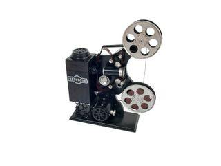 1930s Keystone 8mm Film Projector Model R 8 Metal