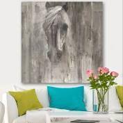 designart canvas picture horse