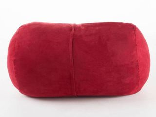 Delilah Traditional 4 Ft Suede Bean Bag Chair by Christopher Knight Home  Retail 99 49