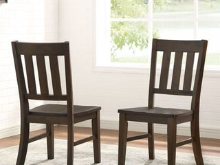 Marlowe Side Chairs by Greyson living  Set of 2  Retail 222 99
