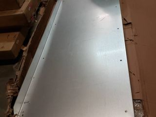 Steel Wall Collars  6 Pieces Very Heavy