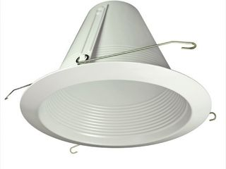 5in Cone Trim  White
