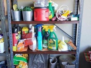 Garage Shelving Unit   Contents    1