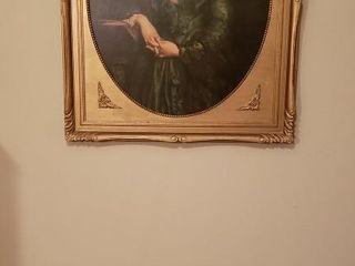 Richter Oil Painting   The Artist s Sister