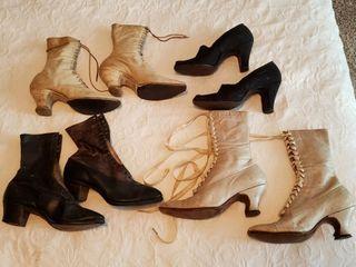 Antique Clothing   Shoes