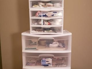 Misc Sewing   Crafts   Storage Containers