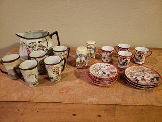 Vintage Japanese Chocolate Sets