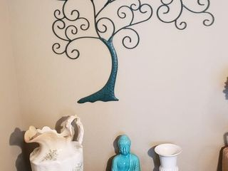 Wall Tree   Water Pitcher   Tray   Misc Decor