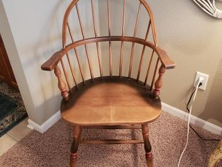 Contineous Arm Heywood Wakefield Chair