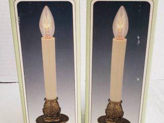 2  Artichoke Design Sensor lights