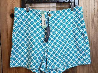 Market   Spruce   Pierce linen Short  Size 8   Stitch Fix