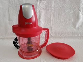 Ninja Storm Blender   Opened For Pictures Only