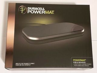 Duracell Powermat for 2 Devices   Opened For Pictures Only