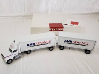 Winross Double ANR Advance Transportation Company Diecast
