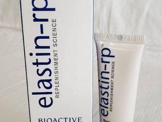 Bioactive Elastin rp Exfoliating Treatment Scrub and Replenishing Day Cream