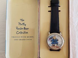 The Muffy VanderBear Collection   Travel Watch