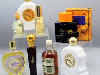8  Vintage Fragrances   Colorado Sage Cologne by Jess Bell   Crabtree and Evelyn lavender Toilet Water  Ralph lauren eau de toilette lauren  Ungaro Pour l Homme and more