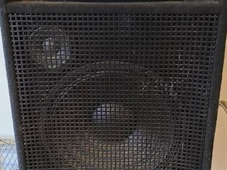 This BabyThumps  Huge PA Speaker 15in  Sub woofer 5in Tweeter