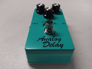 Rogue Analog Delay ROHS Peddle
