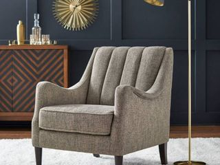 Channelback Accent Chair