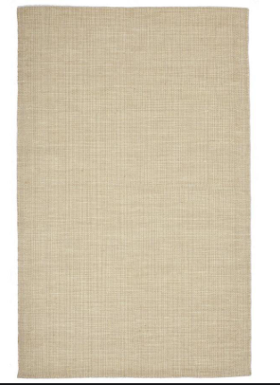 Allen   Roth  Accent Rug  27in x 45in   Tan Weave