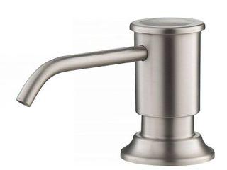Spot Free Stainless Steel   Kraus KSD 80 Kitchen Soap Dispenser