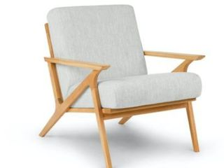 Wood Frame Chair   Natural Wood