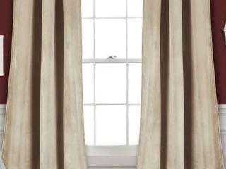 Porch   Den lapeyrous Velvet Solid Room Darkening Window Curtain Panel Set