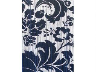 bamboo curtain b w floras