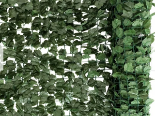 59x118 Inch Garden Artificial Fencing Faux Ivy leaves Privacy Fence Retail 101 49
