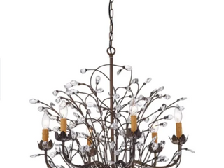 Celeno 6 light Candle Style Chandelier Retail  171 99