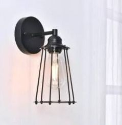 Set of 2 Elodie 1 light Wall Sconce