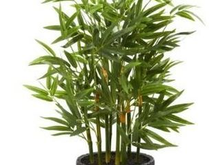 Nearly Natural 20 inch artificial Bamboo Tree
