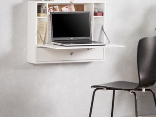 Wall mounted Folding laptop Desk  Retail 119 99