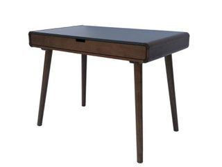 Rubberwood   charcoal grey   medium brown   Writing Desks  Retail 223 49