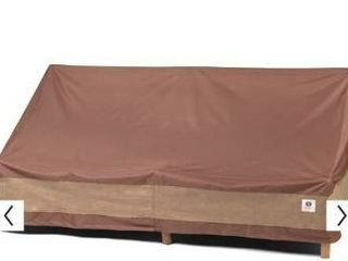 79w x 37d x 35h  Duck Covers Ultimate Patio Sofa Cover