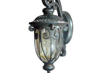 Hailee 1 light Exterior lighting in Oil Rubbed Bronze