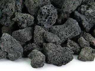 lava Rock   Fireproof and Heatproof Volcanic lava Rock  Natural Stones  10 lbs