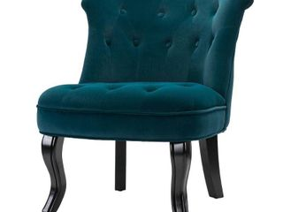 Jane Accent Chair  Teal