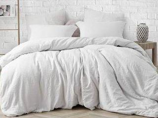 Porch and Den Arlinridge Farmhouse White Comforter Set