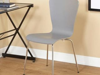 Jacey Bentwood Chair Gray   Buylateral
