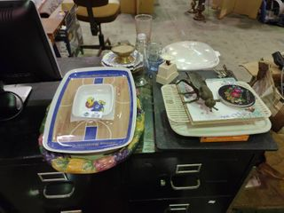 lot of Misc  Home Decor and Dishware
