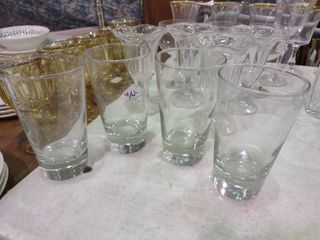 Set of 4 Matching Drinking Glasses