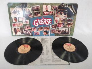 1978  Grease  Motion Picture Soundtrack Albums
