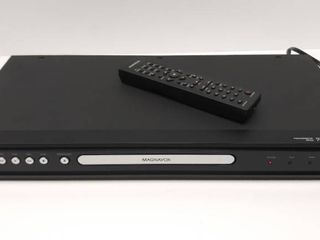 Magnavox DVD PlAYER w Remote   Model No    DP170MW8